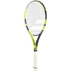 Babolat Raket Tenis Pure Aero Lite Unstrung Grip 2 - Black/Green/White