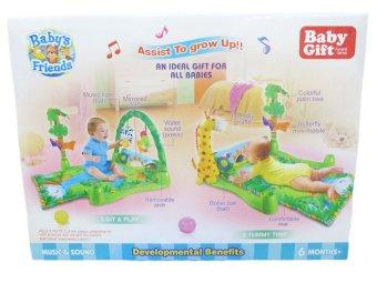 Tomindo Al Playgym Baby Activity Gym Daftar Harga Terbaru Dan. Bb Activity Rattle Playgym 209