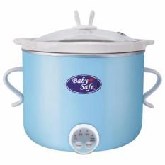 BABY SAFE BABY SLOW COOKER DIGITAL 0,8L [LB007]