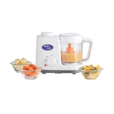 Baby Safe Food Maker Steam Blend Serve LB003