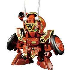 Bandai Gundam SD Build Fighter 041 Kurenai Musha Red Warrior Amazing