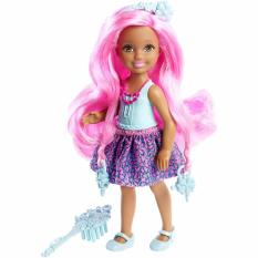 Barbie® Endless Hair Kingdom™ Chelsea - Pink Hair