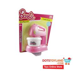 Barbie Mini Playware Cake Mixer by Emco 0850 - Licensed Product