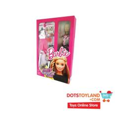 Barbie Party Fashion Combo w/ Pink Dress Doll