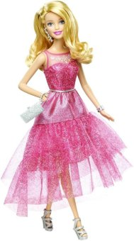 CHH05 Ezyhero Source Barbie Pink & Fabulous Doll Boneka Asst CHH04 .