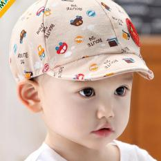 Bayi laki-laki katun lembut nyaman gaya wisata topi bayi baru lahir - International