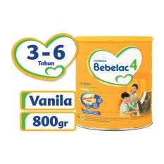 Bebelac 4 Bebenutri Plus Susu Pertumbuhan - Vanila - 800 gr