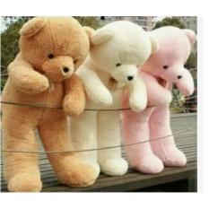 Boneka teddy bear lucu rasfur 15 ukuran XL