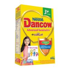 Dancow 3+ Susu Pertumbuhan - Cokelat - 800gr