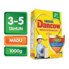 DANCOW ADVANCED EXCELNUTRI 3+ Madu Box 1kg