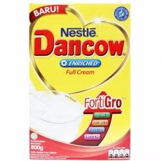 DANCOW Fortigro Susu Full Cream Box - 800g