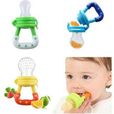 Dot Empeng Bayi Unik Dapat Diisi Buah Atau Makanan
