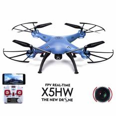 Drone Quadcopter Syma X5HW Wifi FPV Camera Altitude hold
