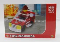 Emco Blocks Small Asst#8000-Fire Marshal