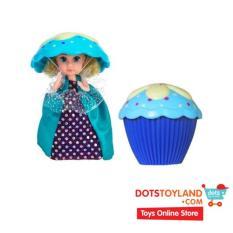 Emco Cupcake Surprise Dark Blue (Peanut Butter) - Boneka