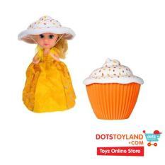 Emco Cupcake Surprise Orange - Boneka