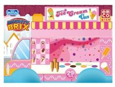 Emco Mighty Brix Ice Cream Van