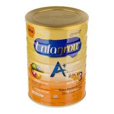 Enfagrow A+3 Susu Pertumbuhan - Vanila - 1800 gr Tin