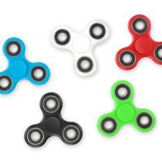 Fidget Spinner Hand Toys Mainan Tri-Spinner EDC Ceramic Ball Focus Games -