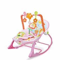 Fisher-Price Multifunctional Newborn-to-Toddler Electric Rocker - intl