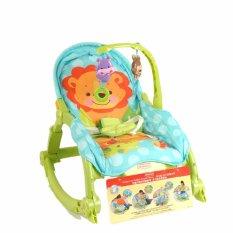 Fisher-Price Multifunctional Newborn-to-Toddler Electric Rocker - intl