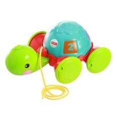 Fisher Price Sit To Pull Turtle