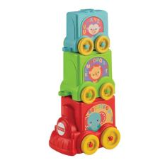 Fisher Price Stack Roll Cho Cho Train