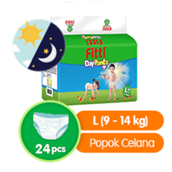 Fitti Day Pants Jumbo Pack L24