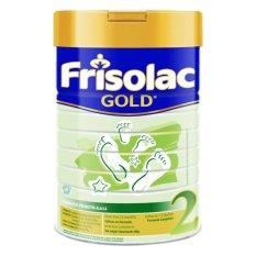 Frisolac 2 Gold Susu Bayi - 900gr Tin