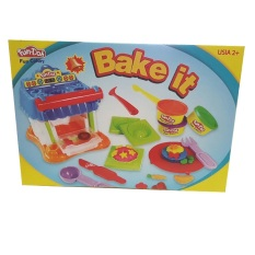 Fun Doh Bake It