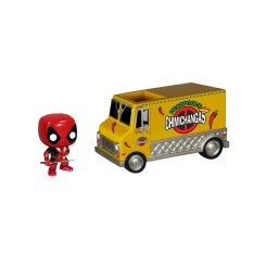 Funko Deadpool's Chimichanga Truck Pop! Vinyl - 5391