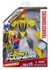 Hasbro Transformers Hero Mashers Bumblebee Figure