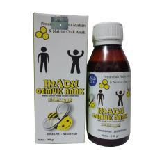 Herbal Madu Gemuk Badan Anak Madu Anak Original - 160gr
