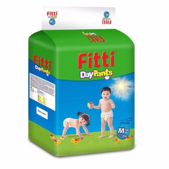 Hot Deal - FITTI Popok Day Pants Mega Pack - M 56
