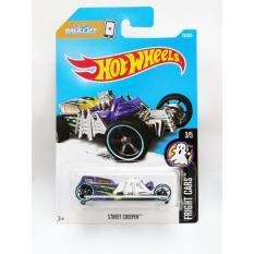 Hot Wheels Street Creeper - ungu