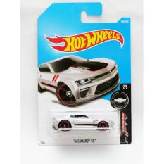 Hotwheels '16 Camaro SS - silver