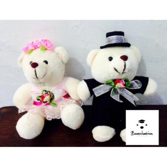 Bearduation - Wedding Doll - 12cm