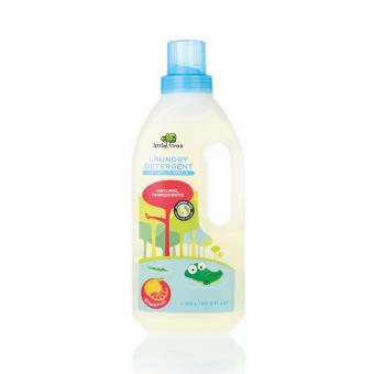 harga Little Tree Baby Laundry Liquid Detergent Sabun Deterjen Bayi - Grapefruit 1050ml Lazada.co.id