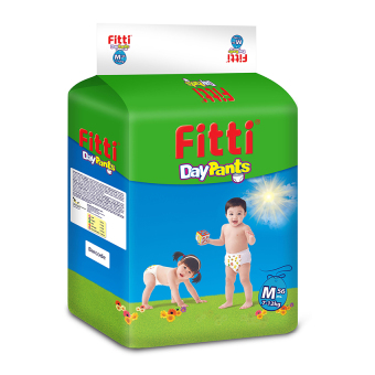Fitti DayPants Mega Pack M 56