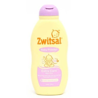 Zwitsal Baby Powder Extra Care with Zinc 100 gr