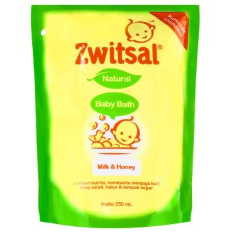 Zwitsal Baby Bath Milk And Honey 250Ml