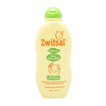 Zwitsal Baby Hair Lotion Natural 100m