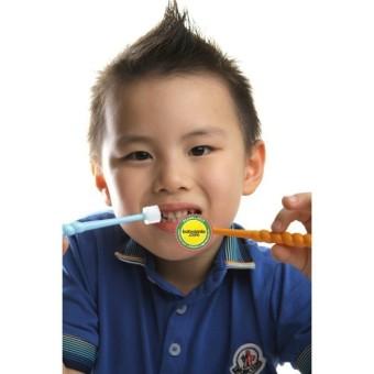 360do Brush Baby - White