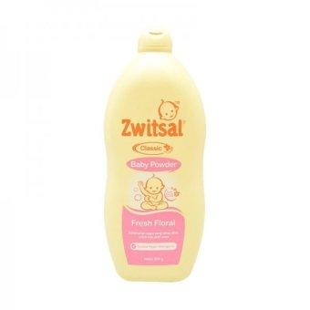 Zwitsal Classic Baby Powder Fresh Floral 500 gr