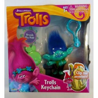 Zuru Trolls Keychain - Branch