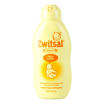 Zwitsal Classic Baby Lotion 200ml Tub
