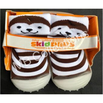 Boneka Source · Skidder Sepatu Bayi Sepatu Karet Bayi Skidder Sepatu Motif 3D .