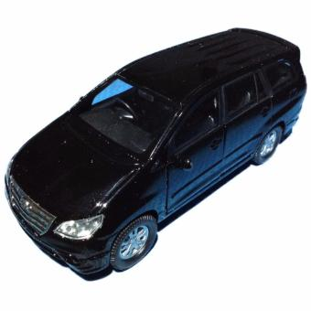 Welly Nex Diecast model Kijang Innova Hitam