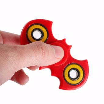 Lucky Fidget Spinner BATMAN Hand Toys Focus Games - Mainan Spinner Tangan Penghilang Kebiasan Buruk -