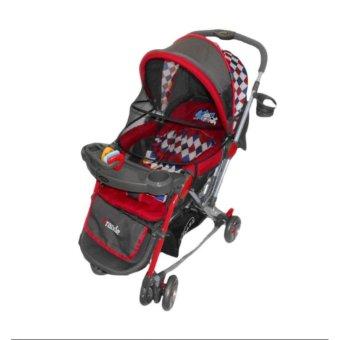 harga Stroller Pliko Grande 268 (Original) Lazada.co.id